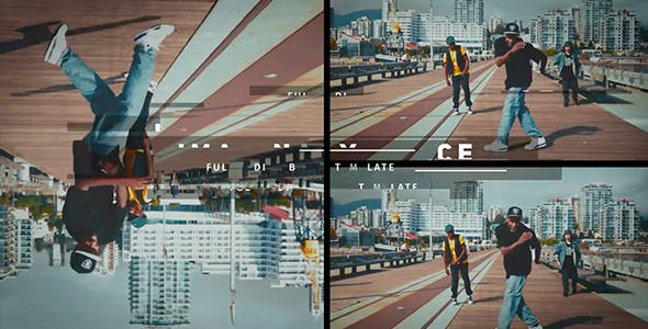 Download Imaginary Force // Urban Opener – FREE Videohive