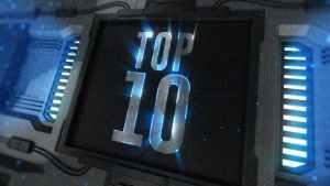 Futuristic Top 10