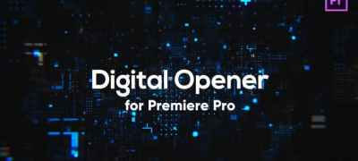 Digital Technology Opener for Premiere Pro