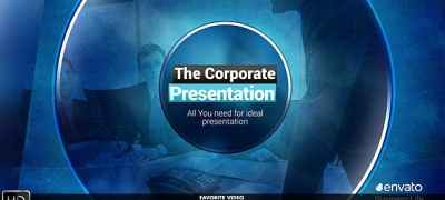 Favorite Corporate Presentation