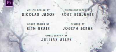 Cine Credit V.4
