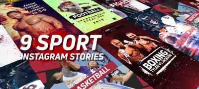Sport Instagram Stories Pack