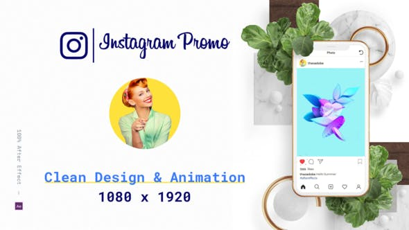 Download Instagram Promotion – FREE Videohive