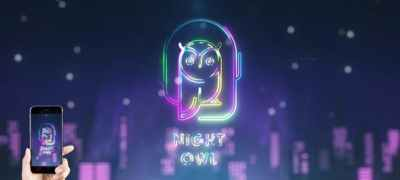 Night City Logo Reveal