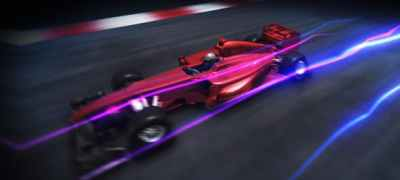 Formula One Racing Logo