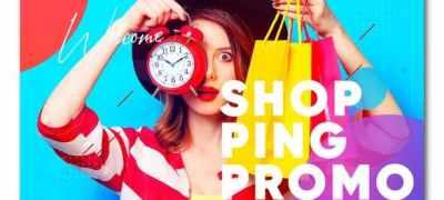 Shopping Colorful Promo
