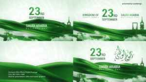 Saudia Arabia National Day