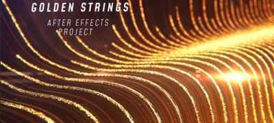Golden Strings Logo