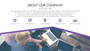 Company Business Promotion