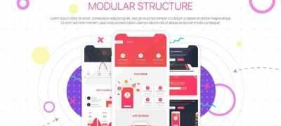 Minimal App Promo