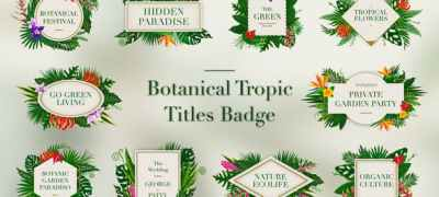 Tropical Titles Badge