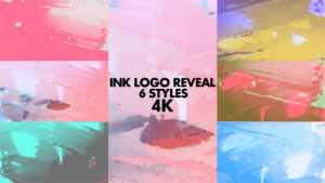 Ink Logo Reveal