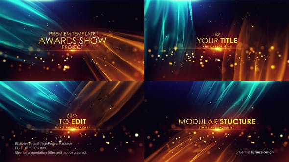 Download Cinematic Classical Awards Opener – FREE Videohive