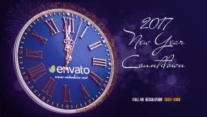 New Year Countdown 2017