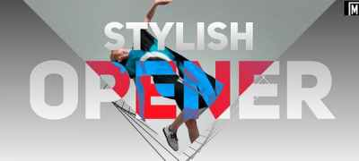 Hip Hop Stylish Opener