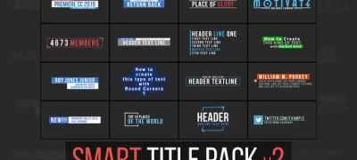 Smart Title Pack v2