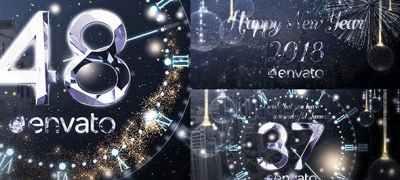 New Year Countdown