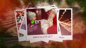 Christmas Photo Opener