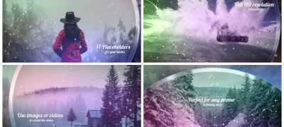 Christmas Opener / Winter Slideshow
