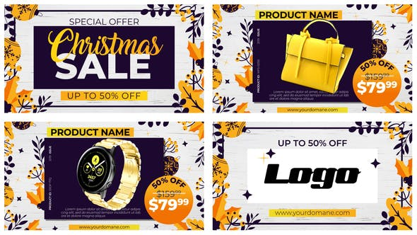 Download Christmas SALE – FREE Videohive