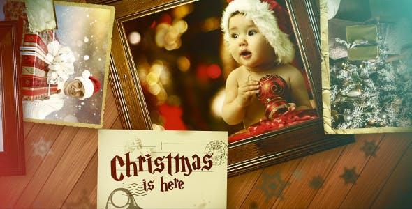 Download Christmas Family Slideshow – FREE Videohive