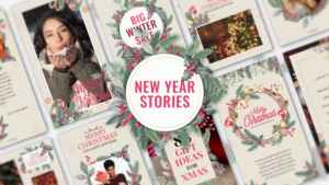 New Year Stories