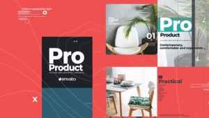 Product Promo Design