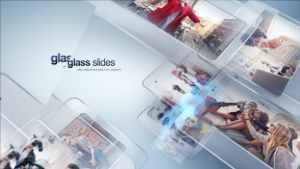 Modern Glass Slide