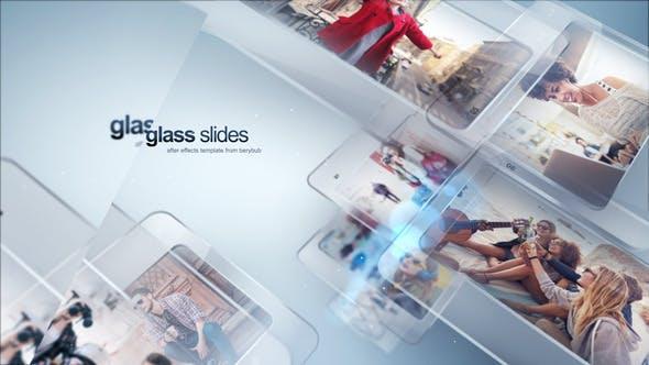 Download Modern Glass Slide – FREE Videohive