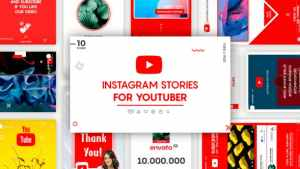 Instagram Stories for YouTuber
