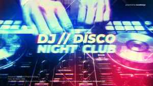 DJ Disco Night Club Intro