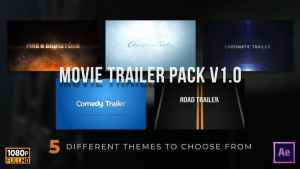 Movie Trailer Variety Pack v1.0
