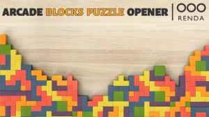 Arcade Blocks Puzzle Opener