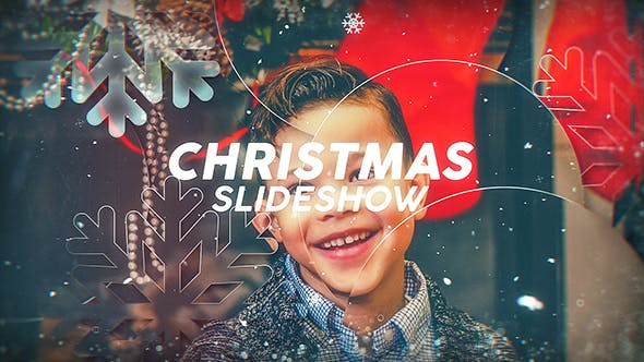 VIDEOHIVE CHRISTMAS PHOTO FRAMES