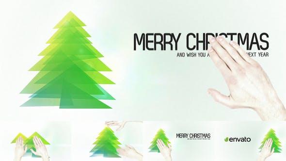 VIDEOHIVE CHRISTMAS SLIDESHOW 13607730