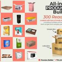 VIDEOHIVE ALL-IN-ONE PRODUCT BOX BUILDER