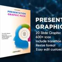 VIDEOHIVE PRESENTATION GRAPHIC PACK