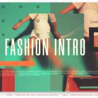 VIDEOHIVE FASHION HOUSE INTRO