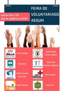 I Feira de Voluntariado