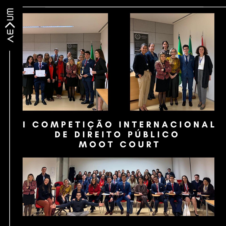 I Competição Internacional de Direito Público (CIDP) Moot Court