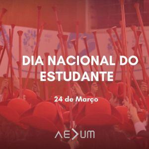 Comunicado do Dia Nacional do Estudante