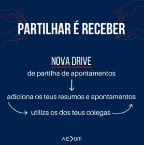 Partilhar é Receber!