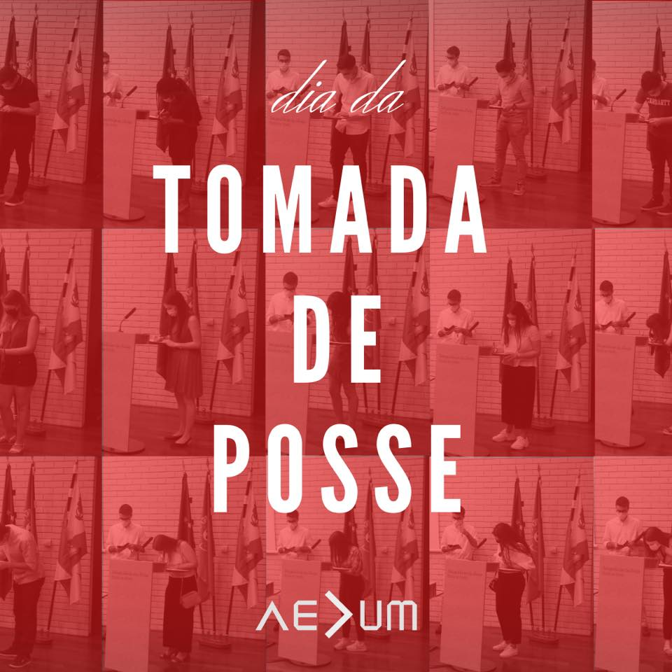 Tomada De Posse AEDUM 2020
