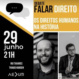 FALAR DIREITO – Os Direitos Humanos na História