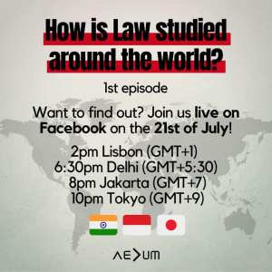 How is Law studied around the World? – Episode 1