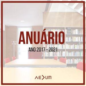 Anuário – Turma 2017-2021