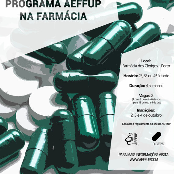 PANF – Programa AEFFUP na Farmácia
