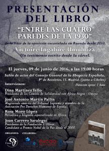 INVITACIÓN LIBRO