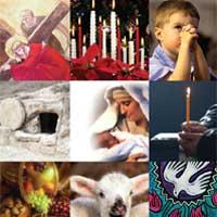 Les fêtes chrétiennes