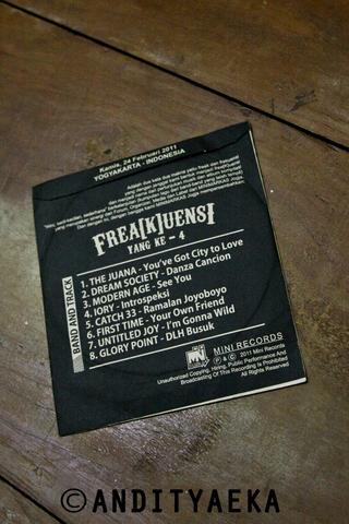 Kompilasi Frekuensi #4 (2011)